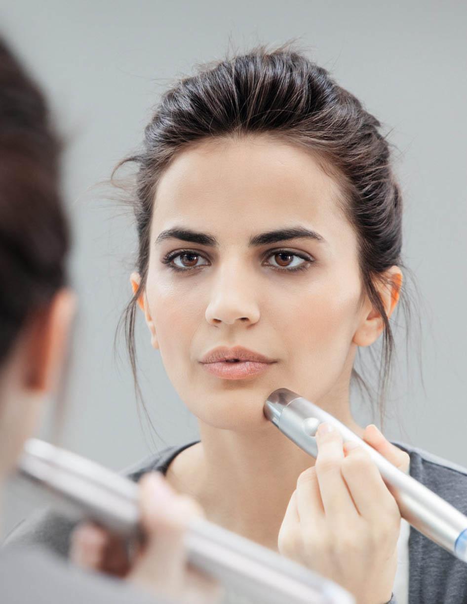 CellJet Behandlung Dermonic Kosmetik Bergisch Gladbach