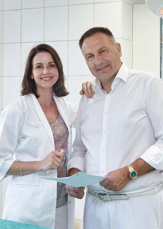Behandlung Dermonic Ackermann Bergisch-Gladbach